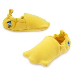 Donald Duck Costume Shoes for Baby