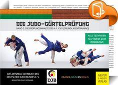 Die Judo-Gürtelprüfung    ::  Kyu-Gürtelprüfungen sind ein zentraler Bestandteil des Judotrainings, auch im Grundlagentraining. Das Bestehen der Prüfungen schafft Selbstbewusstsein und Sicherheit bei der Technikausübung. Band 2 der offiziellen Prüfungsliteratur des Deutschen Judo-Bundes e. V. gibt Judoka das nötige Wissen an die Hand, um Prüfungen vom 4. bis zum 1. Kyu (orange-grün bis braun) zu bestehen. Trainer können anhand des Buches auf fundiertes Wissen während der Übungsstunden ...