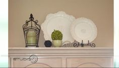 Studio 5 - Decorating Above Your Kitchen Cabinets                                                                                                                                                                                 More
