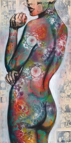 Tania Wursig - Paradise Lost I - Urban Amazons