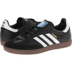 Adidas Originals Samba Leather Sneakers