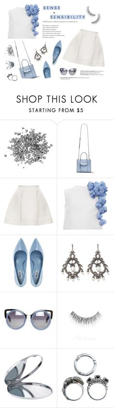 """""""""""There is an excruciating loneliness in waiting out the hours till morning, again and again and again."""" -Martha Manning, from Undercurrents: A Life Beneath the Surface"""" by are-you-with-me ❤ liked on Polyvore featuring Rebecca Minkoff, Esme Vie, Dune, Alexander McQueen, Linda Farrow, Miss Selfridge, Balmain, KD2024, LindaFarrow and esmevie"""