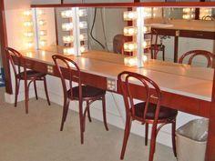 Women's Chorus Dressing Room Chairs