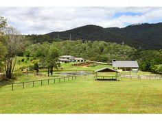 Horse Property - Mount Nathan Manor - Gold Coast. Stunning #HorseProperty in #Gold Coast Australia. http://www.horseproperty.com.au/ Property ID  20638 #Horse #RealEstate