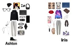 What They See Chapter 8: Iris and Ashton by bethm2109 on Polyvore featuring polyvore Icebreaker Converse Incase Rolex Tod's Ann Demeulemeester Bling Jewelry Casetify Topshop Beats by Dr. Dre Lands' End McQ by Alexander McQueen ALDO Steve Madden David Yurman Burton Tom Ford Topman fashion style clothing