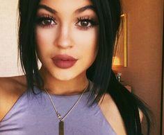 Kylie J's makeup is always flawless
