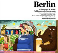 Check this awesome #illustrations by @saenggaeng http://www.iheartberlin.de/2015/05/29/i-hate-berlin-i-love-berlin/… Do you love or hate #Berlin? @iheartberlin