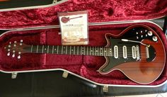 guitar nicknamed red special - HD3803×2216