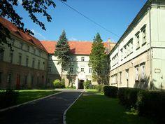 Lubomierz -  klasztor Benedyktynek -