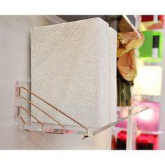 Plexiglass & Design: Mensola cucina design in plexiglass trasparente #design #plexiglass #acrylic #designtrasparente #shelves