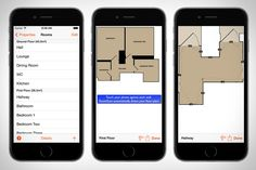 Need to quickly get the dimensions of a room? You could drop some serious coin on a laser-based measure, struggle with conventional tape, or just use RoomScan. This brilliant app lets you walk around the room, doing nothing but just...