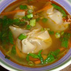 Wonton Soup IV Recipe