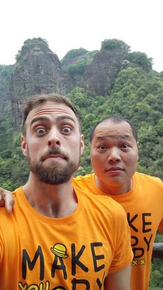 "Awesome modern story of global friendship, h/t @jshottan ""I Followed My Stolen iPhone Across The World, Became A Celebrity In China, And Found A Friend For Life"""
