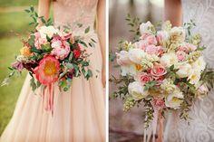 Ramo de novia campirano #bodas #ElBlogdeMaríaJosé #ramonovia #flores