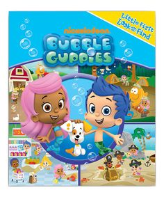 Look what I found on #zulily! Little My First Look and Find: Bubble Guppies #zulilyfinds