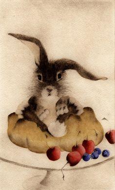 Petit Lapin en Croûte by C. C. Barton