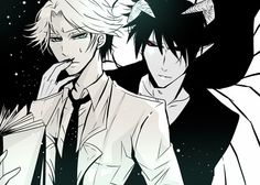 Yondemasu Yo, Azazel-san ✞ Akutabe and Beelzebub