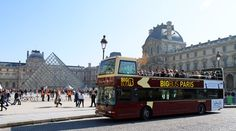 Paris Bus Tour - Free Hop-on Hop Off Bus Tour of Paris