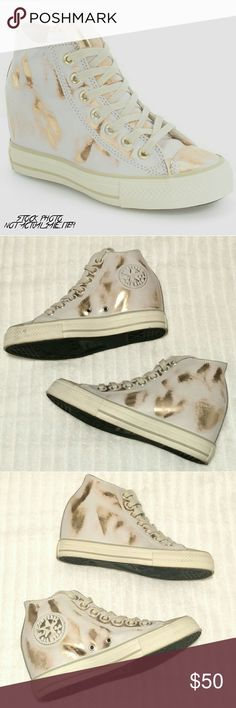 68d1451cb2c7 Converse All-Star Lux Brush Off Hidden Wedge Converse Chuck Taylor All-Star  Lux