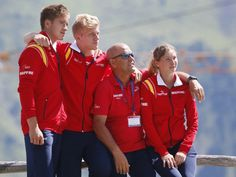 Selección Española Mapfre Sub'18 - Klosters (Suiza)