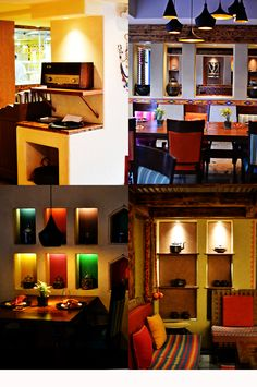 Paranda is a new restaurant at  Vivanta by Taj that serves and shaowcases traditional Punjabi dhaba cuisine. Paranda is a colourful hair adornment worn by Punjabi women and, décor and ambiance along with food truly embodies spirit of Punjab. - See more at: http://www.mytastycurry.com/food-review-paranda-restaurant-taj-vivanta-surajkund/2013/12.html#sthash.l5Hp7YQS.dpuf