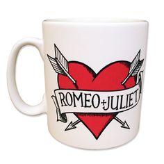 Romeo & Juliet Mug