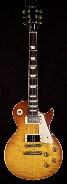 2004 Gibson Custom Jimmy Page Number One Les Paul Aged / Signed - Number 6