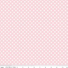 15 off 1/2 yard smal Le Creme dots  by Riley Blake by Sewforasong, $3.40  https://www.etsy.com/listing/196526908/15-off-12-yard-smal-le-creme-dots-by?ref=shop_home_active_5