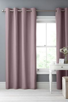 Buy Cotton Blackout Eyelet Curtains online today at Next: Australia