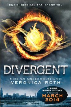 September New Arrival: Divergent by Veronica Roth