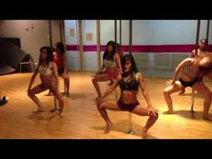 Naughty Girl - Beyoncé Pole Dance - YouTube