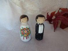 muñecos para bodas