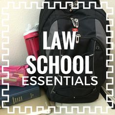 The life and times of a twenty-something navigating the first year of law school. Prep School, School Hacks, School Tips, Law School Application, Lsat Prep, School Information, Criminal Law, Paralegal, School Essentials