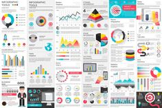 Buy Set of Infographic Elements by alexdndz on GraphicRiver. Set of Infographic elements data visualization vector design template. Can be used for steps, options, business proce. Another A, Infographic Templates, Infographics Design, Health Infographics, Pencil Illustration, Paint Markers, Data Visualization, Vector Design, Design Templates