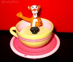 #Tigrou #Tigger #Winnie&cie @LauryRow  Like my page here :: https://www.facebook.com/pages/Disneycollecbell/603653689716325