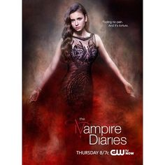 Full sized photo of Nina Dobrev: 'Vampire Diaries' May Sweeps Poster! and nina dobrev vampire diaries may sweep poster Check out the latest photos, news and gossip on celebrities and all the big names in pop culture, tv, movies, entertainment and more. Vampire Diaries Stefan, Vampire Diaries Saison, Nina Dobrev Vampire Diaries, Vampire Diaries The Originals, Damon Salvatore, Movies And Series, Cw Series, Katherine Pierce, The Cw