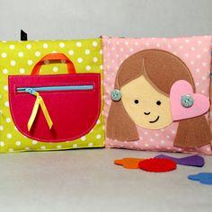 Risveglio del libro e attività per la bambina regalo bambino