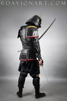 Samurai STOCK I by PhelanDavion armor armour helm helmet equipment gear magic item | Create your own roleplaying game material w/ RPG Bard: www.rpgbard.com | Writing inspiration for Dungeons and Dragons DND D&D Pathfinder PFRPG Warhammer 40k Star Wars Shadowrun Call of Cthulhu Lord of the Rings LoTR + d20 fantasy science fiction scifi horror design | Not Trusty Sword art: click artwork for source