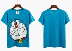 maglietta t-shirt ,Doraemon