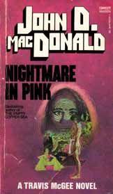 John D. MacDonald-Travis McGee novels - my faves!!!  Short and sweet like candy :)