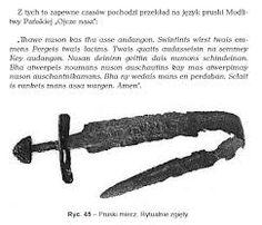 medieval prussian sword