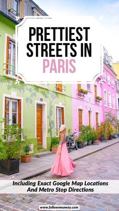 Prettiest Streets In Paris And How To Find Them The Most Charming Streets In Paris Hidden Gems in Paris Cutest Paris Streets you must see best things to do in Paris lesser-known things to see in Paris Paris travel tips cute places in Paris # Paris Travel Guide, Europe Travel Tips, European Travel, Travel Guides, Places To Travel, Travel Destinations, Travel Hacks, Travel Packing, Traveling Europe