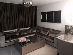 Elegant Living Room, Boho Living Room, Living Room Grey, First Apartment Decorating, Dream House Interior, Luxury Interior Design, House Rooms, Living Room Designs, Decoration