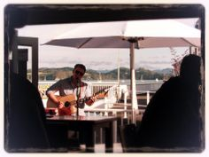 Great live music from our regular Mitch Hunt every friday at the Friday Social !