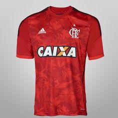 Sem a presença de jogadores, Fla lança terceira camisa no Rio #globoesporte MINHA PAIXÃO!!! #LINDA #MENGÃÃÃOO