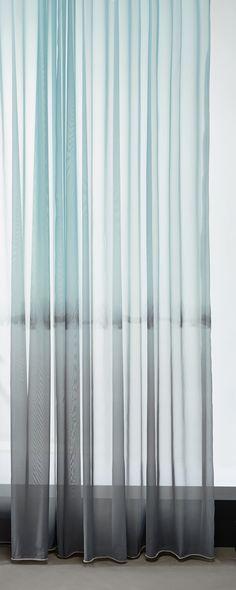 Rustgevend... filter het licht met transparante voile Silence #gordijnen #curtains #Happywave Verkrijgbaar in onze winkel