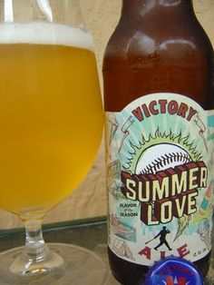 Victory Brewing Company Summer Love Ale