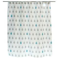 1000 id es sur le th me rideaux de douche gris sur - Rideau de douche en tissu impermeable ...