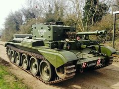 """Cruiser Tank Mark VII """"Cromwell """"VI in running condition Image Avion, Cromwell Tank, British Armed Forces, Armored Fighting Vehicle, Ww2 Tanks, Battle Tank, Chenille, Military Equipment, Panzer"""