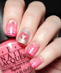 Valentine's Day Nail